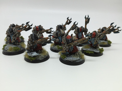 Infernal Ironsworn Fireglaves