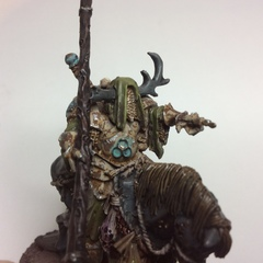 The Dead Headsman - Harbinger of Decay