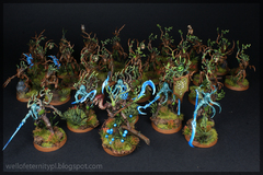 My Sylvaneth army is growing