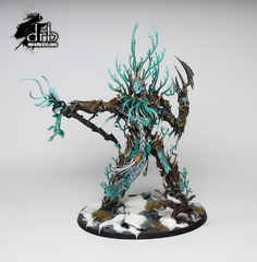 Sylvaneth Winter Army Game of Thrones Style - Treelord Ancient