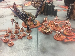 Flesh Eater Court Army