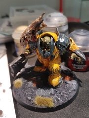 First time painting Ironjawz