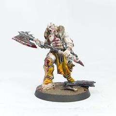 Slaughterpriest with axe