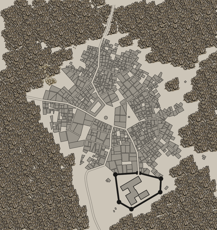 Free Cities Generator - Bring your cities - Age of Sigmar