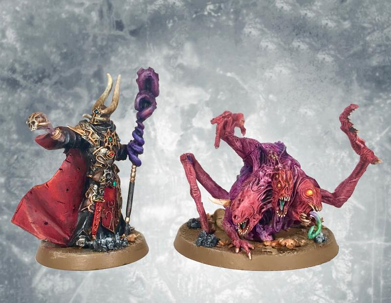 Sayl the Faithless and Nightmaw