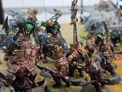 Blood Warrior CHARGE!