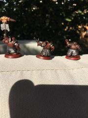 Infernal Guard Command Back