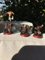 """Finished"" Infernal Guard  Command"