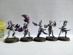 Daemonettes through the ages (plus AoW conversion)