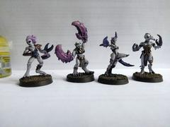 daemonettes through the ages