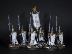 city guard Slaaneshi elves