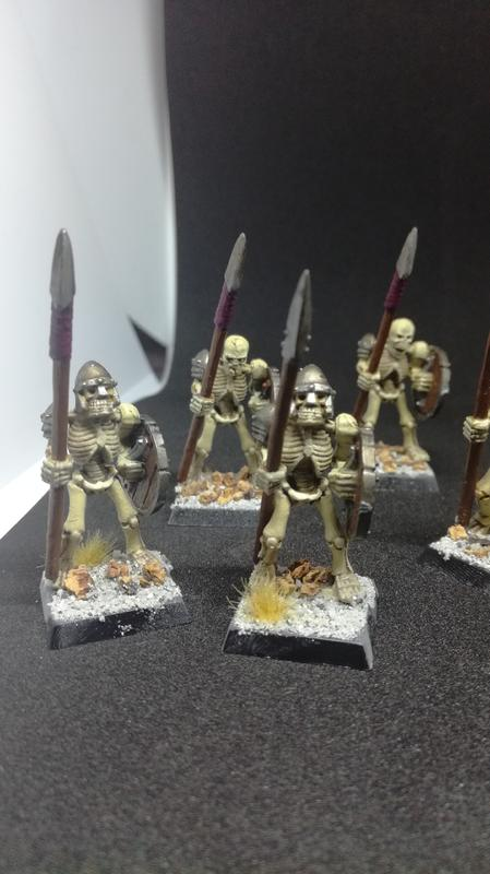 Ancient Skeletons