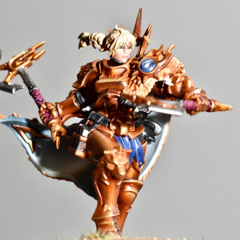 Knight-Zephyros Neave Blacktalon