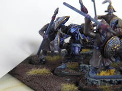 Freeguild Ice Goblin Spearmen