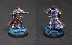 Protectors of the Candle - Freeguild General (Isilde Brumehaut)