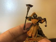 Stormcast Sequitor With Grandhammer