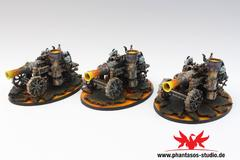 Magma Cannons