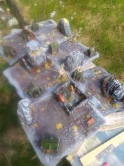 Terrain and Battlefields