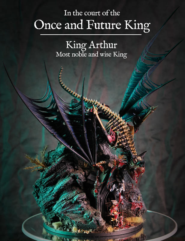 Ghoul King on Terrorgheist