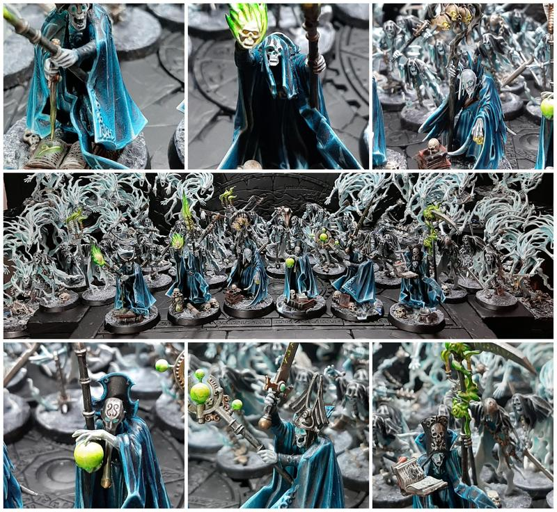 Legion Of Grief Necromancers
