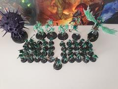 Nighthaunt 1k lockdown army