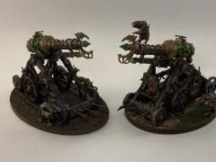 Warp Lightning Cannons