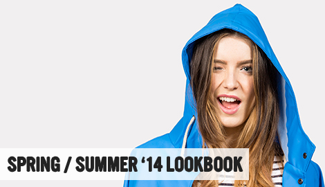 Spring / Summer 2014 Lookbook