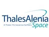 logo de Thales Alenia Space