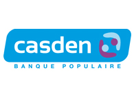 logo de Casden Banque Populaire