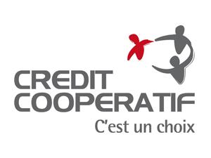 logo de CREDIT COOPERATIF
