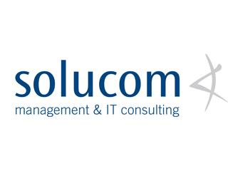 Logo de Solucom