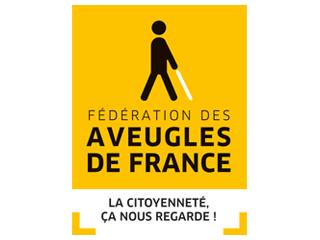 logo de Fédération des Aveugles de France