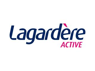 Logo de Lagardère Active