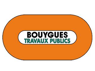 Logo de Bouygues Travaux Publics