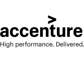 Logo de Accenture