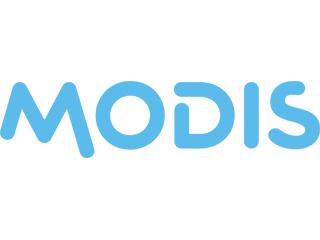 Logo de Modis