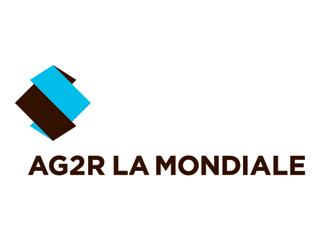 Logo de AG2R LA MONDIALE