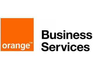 Logo de Orange Applications for Business
