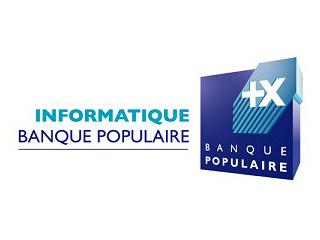 Logo de Informatique - Banque Populaire (i-BP)
