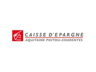 Logo de Caisse d'Epargne Aquitaine Poitou Charentes