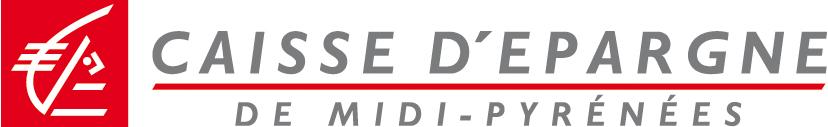 logo de CAISSE D'EPARGNE DE MIDI-PYRENEES