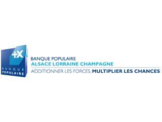 Logo de Banque Populaire Alsace Lorraine Champagne