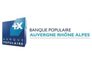 logo de Banque populaire Auvergne Rhones Alpes