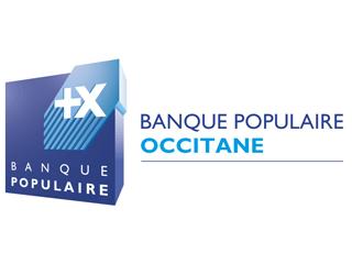 logo de Banque populaire Occitane