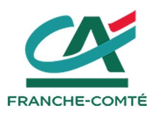logo de Crédit Agricole Franche-Comté