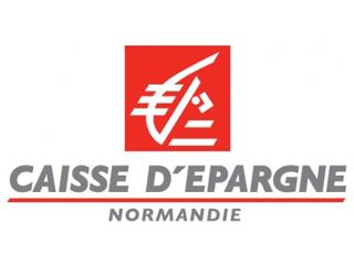 logo de Caisse Epargne Normandie