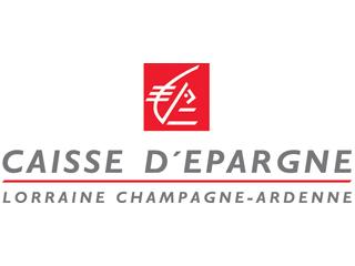 logo de CAISSE D'EPARGNE LORRAINE CHAMPAGNE ARDENNE