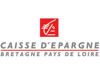 Logo de Caisse d'Epargne Bretagne Pays de Loire