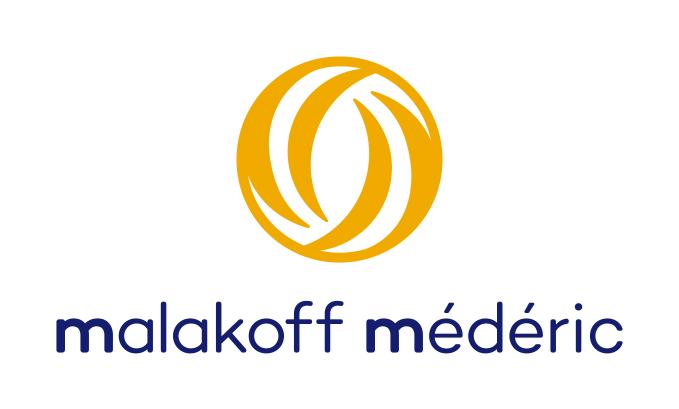 Logo de Malakoff mederic