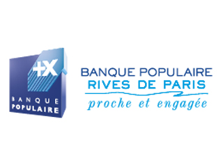 logo de Banque Populaire Rives de Paris